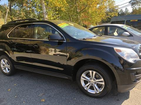 2010 Chevrolet Equinox for sale in Cheshire MA
