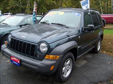 2006 Jeep Liberty for sale in Cheshire, MA