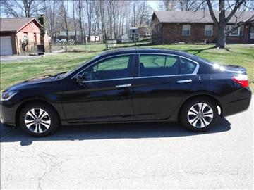 2015 Honda Accord for sale in Amelia, OH