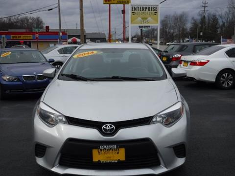2014 Toyota Corolla for sale in Amelia, OH