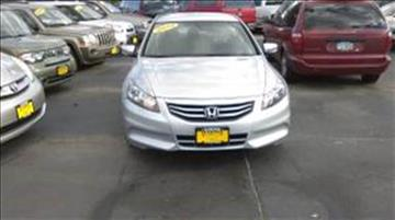 2012 Honda Accord for sale in Amelia, OH