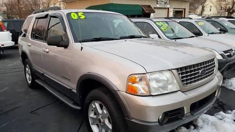 2005 Ford Explorer for sale in Providence, RI