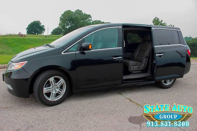 2012 Honda Odyssey Touring 4dr Mini-Van - Kansas City KS