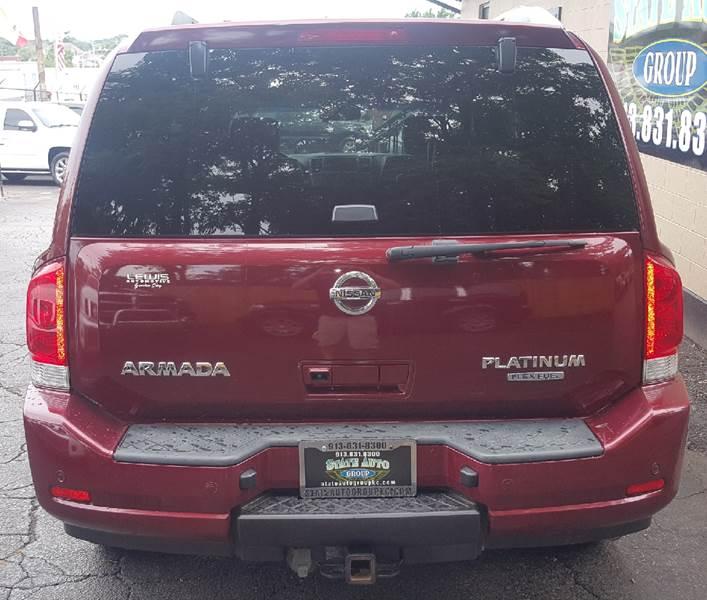 2010 Nissan Armada 4x4 Platinum 4dr SUV - Kansas City KS