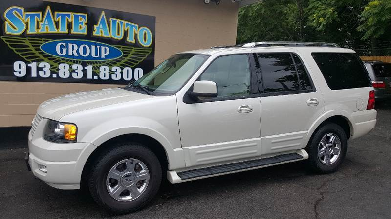 2005 Ford Expedition Limited 4WD 4dr SUV - Kansas City KS