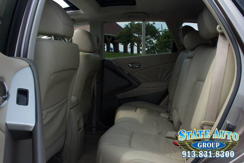 2009 Nissan Murano SL 4dr SUV - Kansas City KS