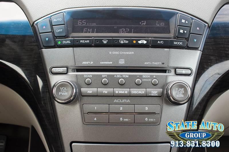2007 Acura MDX SH-AWD 4dr SUV - Kansas City KS