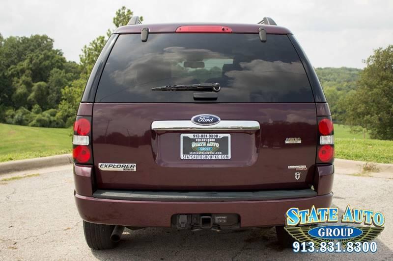 2006 Ford Explorer Limited 4dr SUV 4WD w/V8 - Kansas City KS