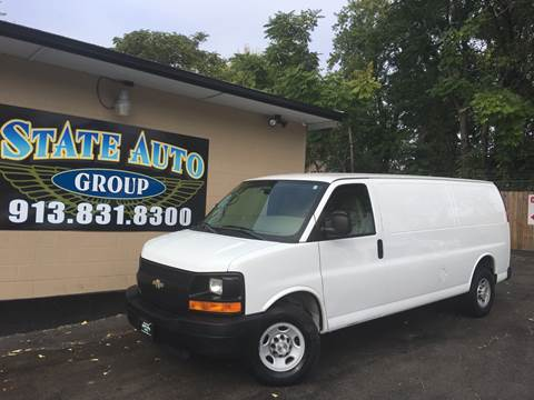 9d153cbba5 Used Chevrolet Express Cargo For Sale in Kansas - Carsforsale.com®