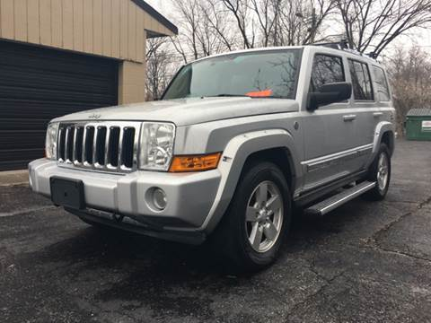 2006 Jeep Commander for sale in Kansas City, KS