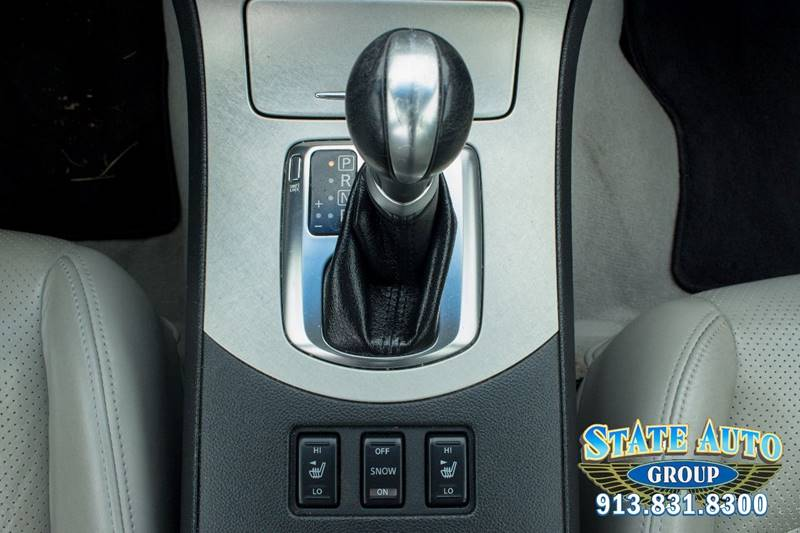 2007 Infiniti G35 AWD x 4dr Sedan - Kansas City KS