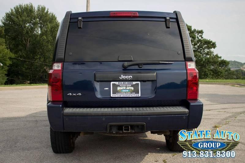 2006 Jeep Commander 4dr SUV 4WD - Kansas City KS