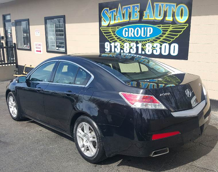 2009 Acura TL 4dr Sedan - Kansas City KS