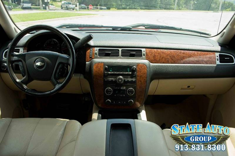 2007 Chevrolet Silverado 1500 LTZ 4dr Extended Cab 6.5 ft. SB - Kansas City KS
