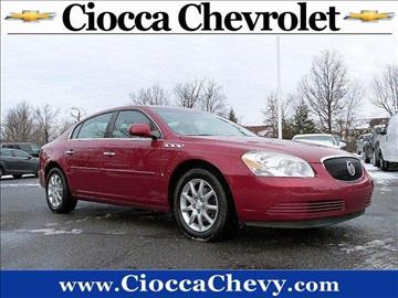 2008 Buick Lucerne for sale in Quakertown, PA