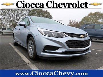 2017 Chevrolet Cruze for sale in Quakertown, PA