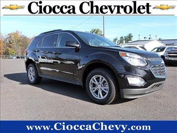 2017 Chevrolet Equinox for sale in Quakertown, PA