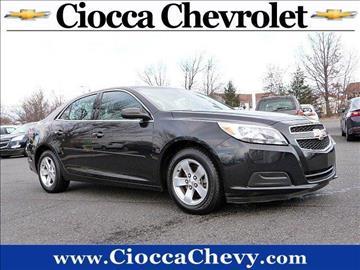 2013 Chevrolet Malibu for sale in Quakertown, PA