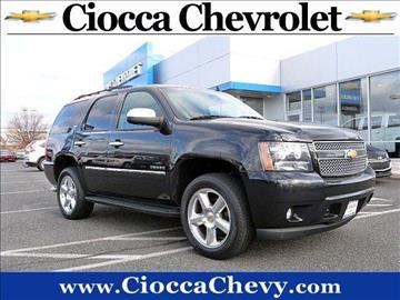 2013 Chevrolet Tahoe for sale in Quakertown, PA