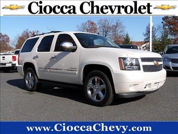 2012 Chevrolet Tahoe for sale in Quakertown, PA