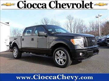 2014 Ford F-150 for sale in Quakertown, PA