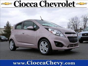 2013 Chevrolet Spark for sale in Quakertown, PA