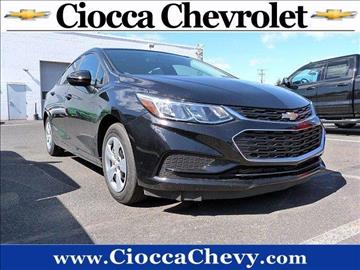 2017 Chevrolet Cruze for sale in Quakertown, PA