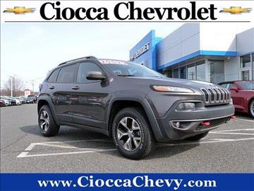 2015 Jeep Cherokee for sale in Quakertown, PA