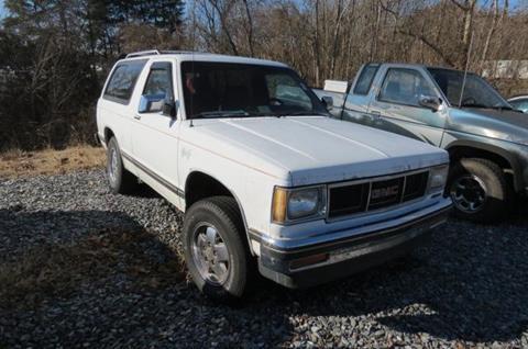 1989 GMC S-15 Jimmy for sale in Altavista, VA