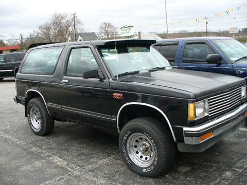 1985 GMC S-15 Jimmy for sale in Altavista, VA