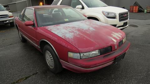 oldsmobile cutlass supreme for sale in virginia