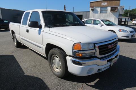 2003 GMC Sierra 1500 for sale in Altavista, VA