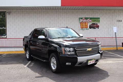 chevrolet avalanche for sale in norcross ga. Black Bedroom Furniture Sets. Home Design Ideas