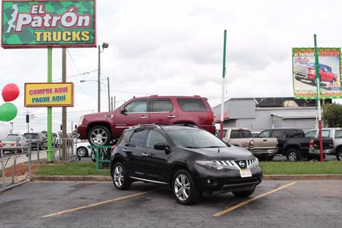 2009 Nissan Murano for sale at El Patron Trucks in Norcross GA