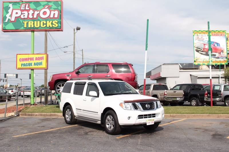 2011 Nissan Pathfinder for sale at El Patron Trucks in Norcross GA