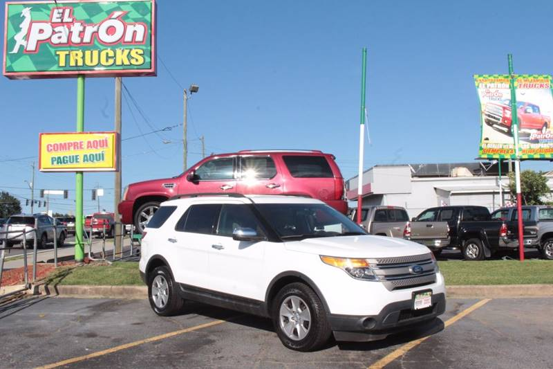 2013 Ford Explorer for sale at El Patron Trucks in Norcross GA