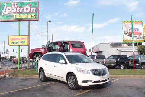 2014 Buick Enclave for sale at El Patron Trucks in Norcross GA