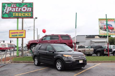 2014 Ford Explorer for sale at El Patron Trucks in Norcross GA
