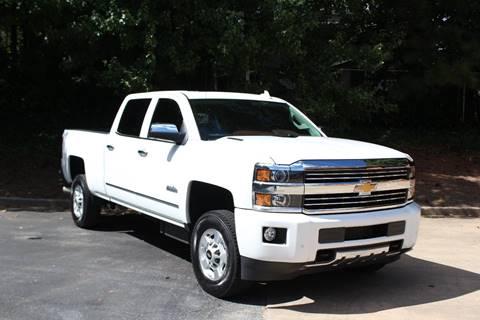 2015 Chevrolet Silverado 2500HD for sale at El Patron Trucks in Norcross GA