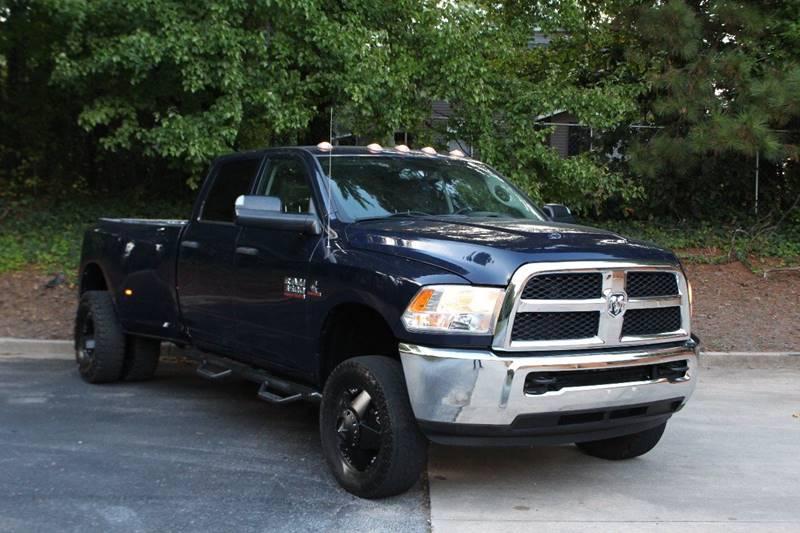 2016 RAM Ram Pickup 3500 for sale at El Patron Trucks in Norcross GA