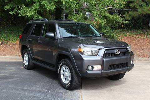 2013 Toyota 4Runner for sale at El Patron Trucks in Norcross GA