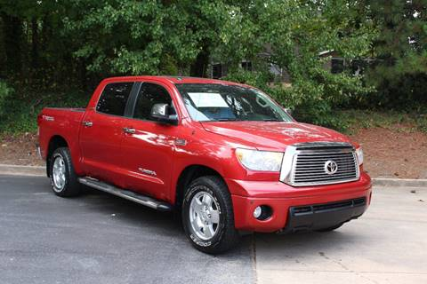2011 Toyota Tundra for sale at El Patron Trucks in Norcross GA