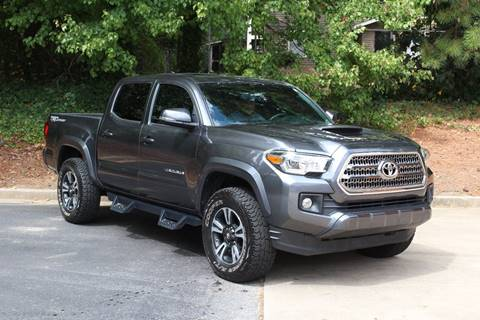 2016 Toyota Tacoma for sale at El Patron Trucks in Norcross GA