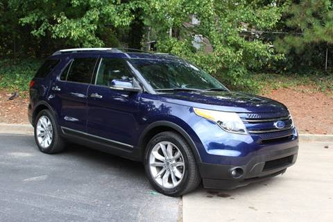 2011 Ford Explorer for sale at El Patron Trucks in Norcross GA