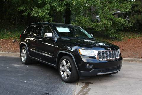 2011 Jeep Grand Cherokee for sale at El Patron Trucks in Norcross GA