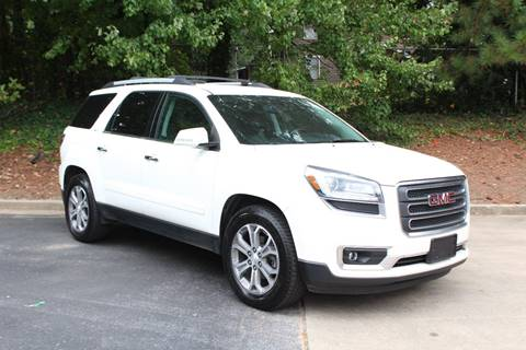 2013 GMC Acadia for sale at El Patron Trucks in Norcross GA