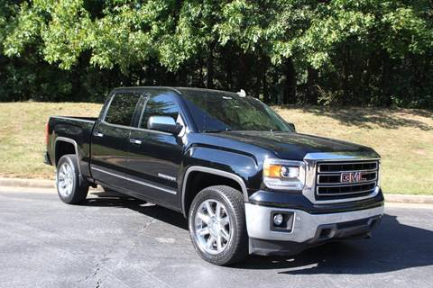 2015 GMC Sierra 1500 for sale at El Patron Trucks in Norcross GA