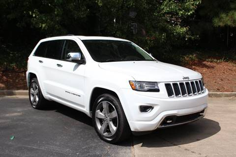 2014 Jeep Grand Cherokee for sale in Norcross, GA