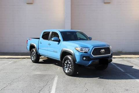 2019 Toyota Tacoma for sale at El Patron Trucks in Norcross GA
