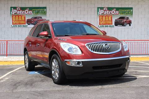 2011 Buick Enclave for sale in Norcross, GA